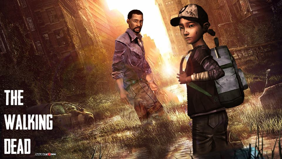 The Walking Dead And The Last Of Us Wallpaper By