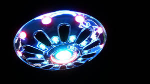 [MMD] Alien UFO/ flying saucer.