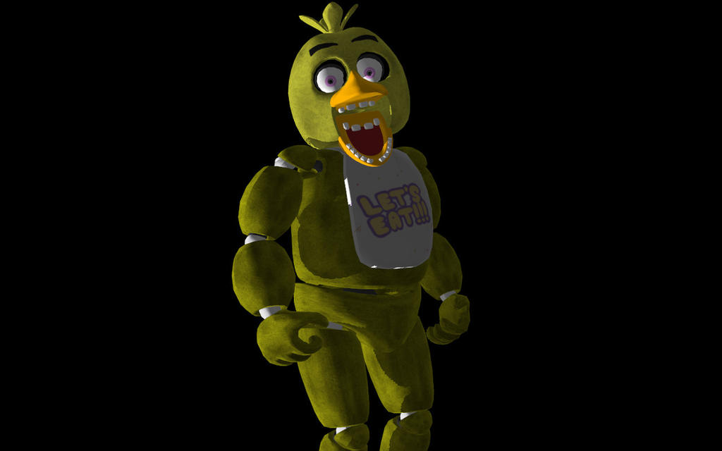 chica five nights at freddys