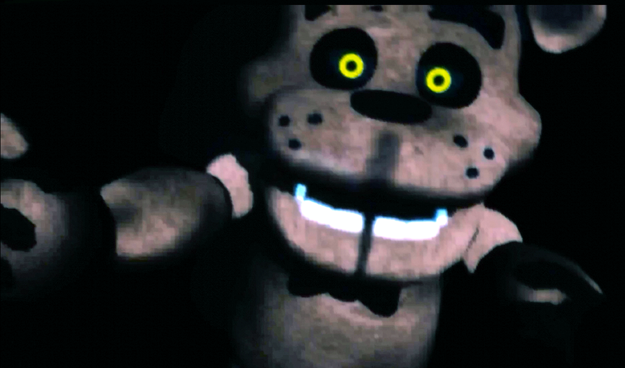 Mmd five nights at freddy s freddy dl w mic by xhalommdartx on