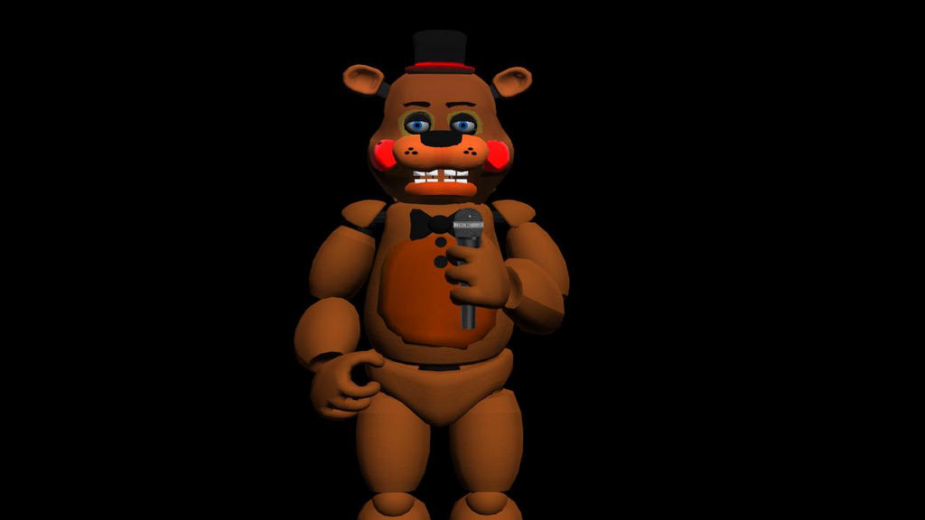 Fnaf 2 Toy Freddy  MMD  toy freddy fnaf 2  by