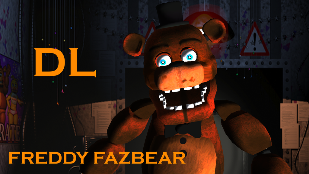 Mmd five nights at freddys 2 old freddy dl open by xhalommdartx on