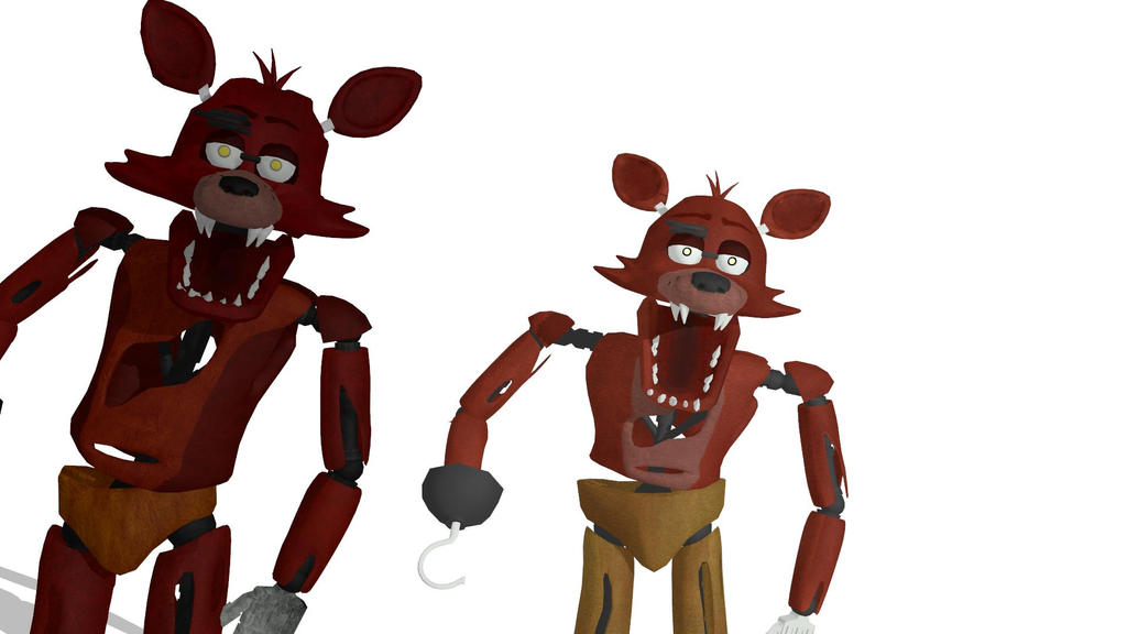 Deviantart Mmd Foxy – Wonderful Image Gallery