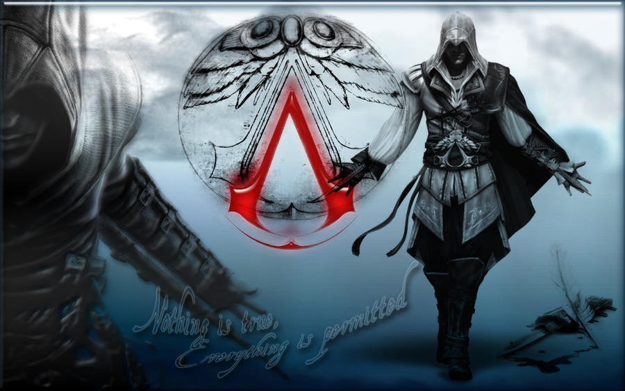 Assassin's Creed wallpaper 4 by KerovinBlack