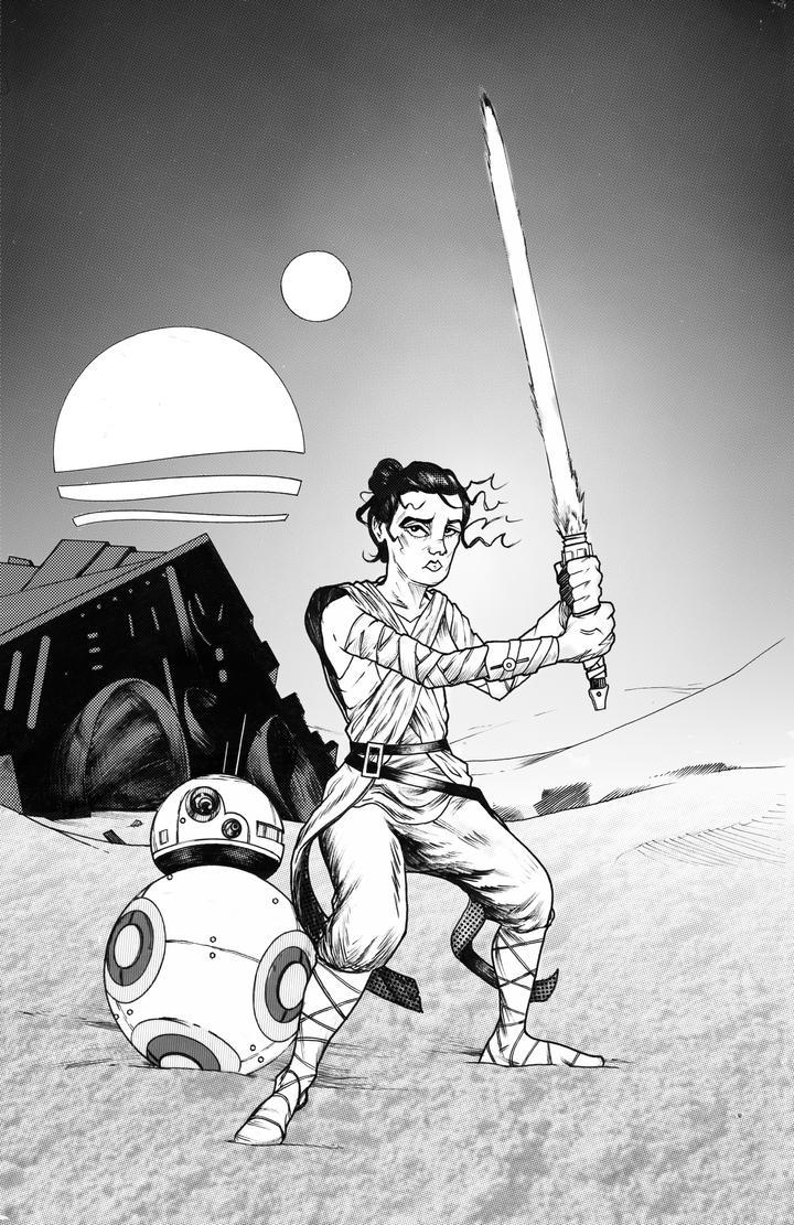 Rey by oddly1