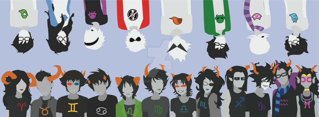 Homestuck Wallpaper By Fang4eva