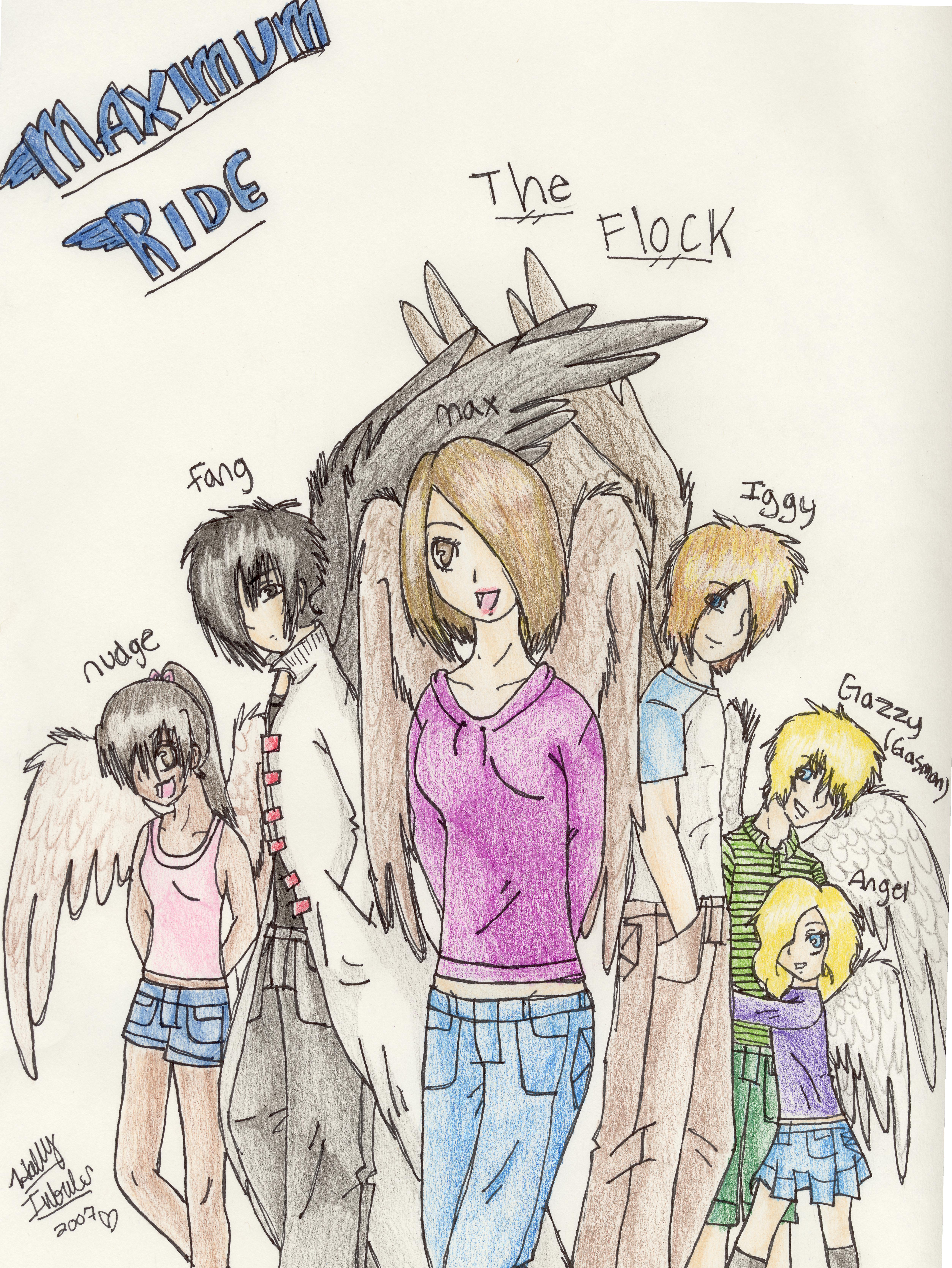 Fang Doesnt Even Know Photo as well Meet Flock Maximum Ride Character Posters also Maximum Ride Fanart furthermore Maximum Ride furthermore 592312. on fang patterson