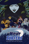 The Night Surfers - Poster A by thenightsurfers