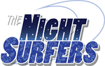 The Night Surfers Logo