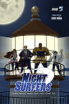 The Night Surfers: Issue 03 Cover by thenightsurfers