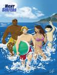 The Night Surfers: Ocean Run by thenightsurfers