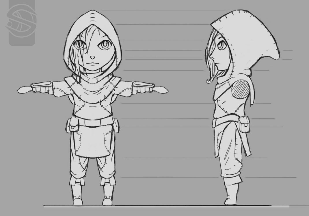how to make character models