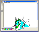 Oh Look! A Bandwagon! (Windows XP MSPaint Palette)