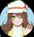 Mirai Button by Celebae