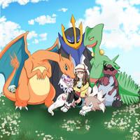 Team Mirai by Celebae