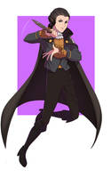 alucard by Celebae