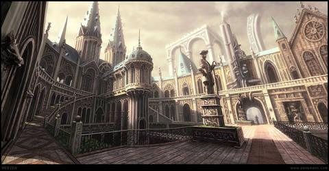 In The Castle by penemenn