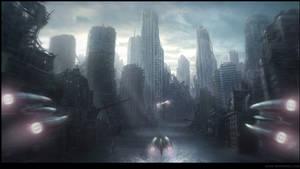 City Race by penemenn