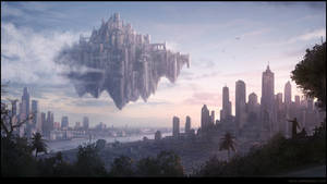 Laputa and City