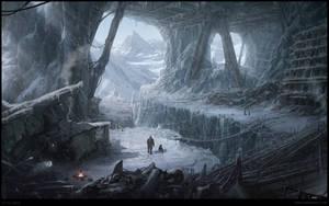 Winter Earth by penemenn