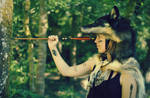 The Wolf-Archer
