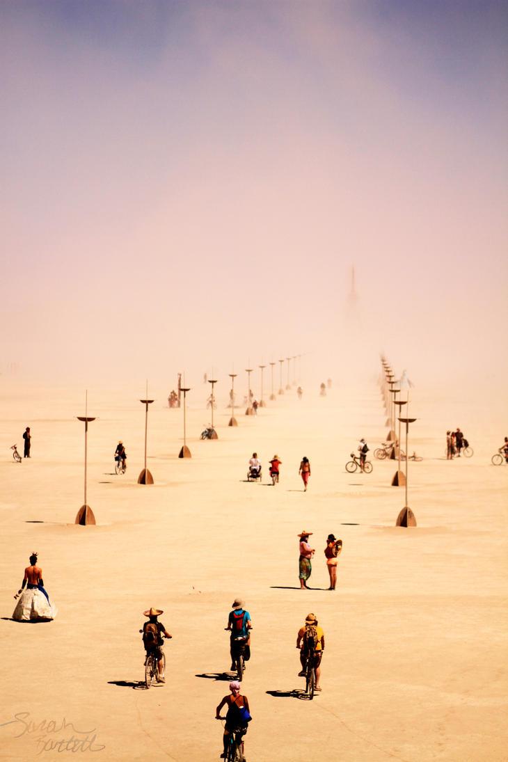 Through the Dust by NaturePunk