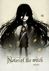 Manga/comic - Notes of the witch by Miari97