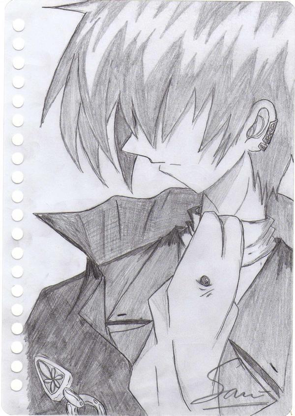 Vampire boy by SariiSeiichirouHaydn on deviantART