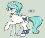 .Crystal Pony.