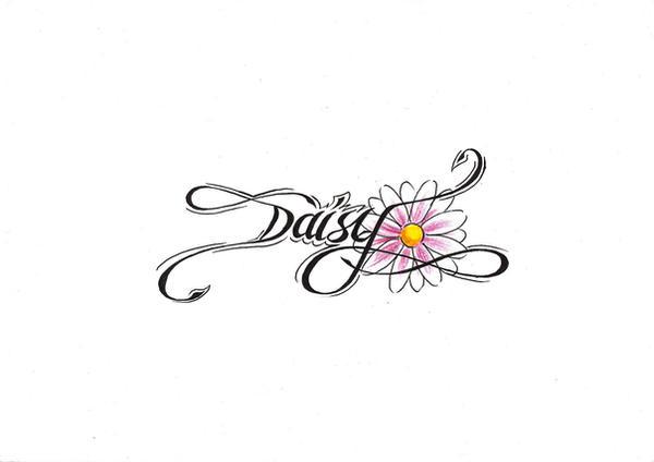 637b42d8e daisy tattoo design by leperism on deviantart