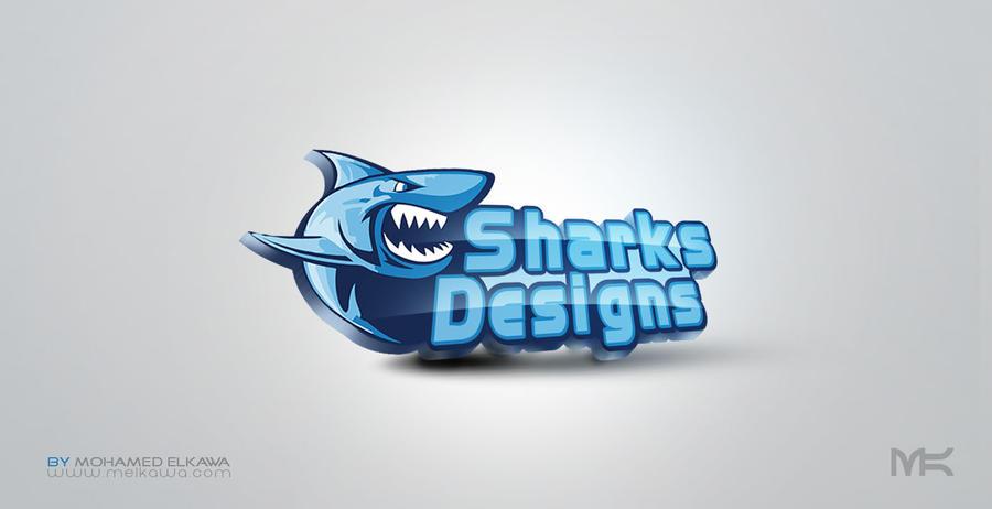 تصميم صورة شعار القرش