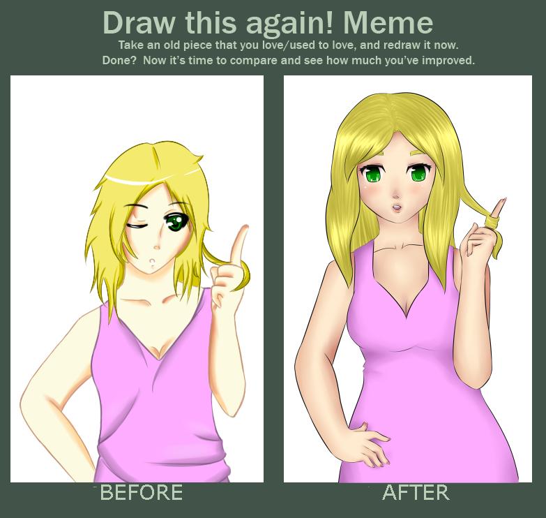 Draw-It-Again ft. Mio by HoneyMochaCat
