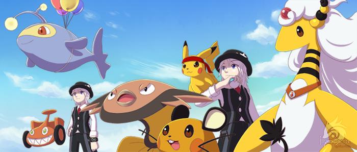 Pikachu Cup Entry Members by Aleatorik