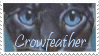 Crowfeather Stamp by CopperdragonArt