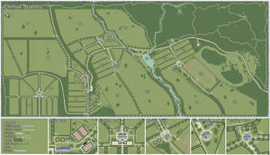 Climax Stables Map