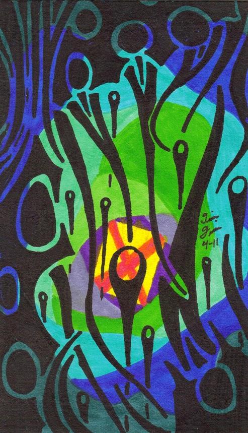 Cosmic Love by UncleGuts