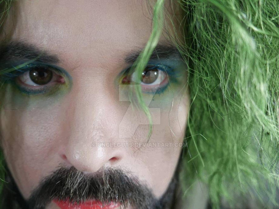 Greenman by UncleGuts