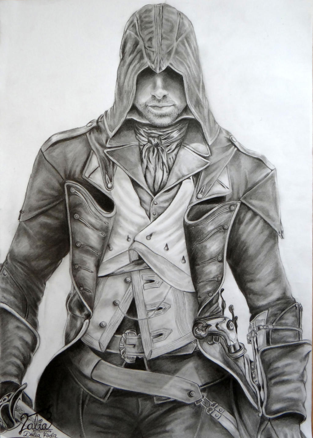 Drawing D Lines In Unity : Arno victor dorian assassin s creed unity by