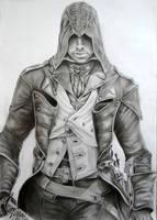 Arno Victor Dorian - Assassin's Creed Unity by TheNightBeforeLast