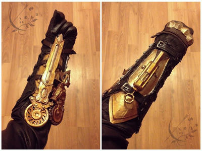 Assassin's Creed: Syndicate - Hiddenblade by TheNightBeforeLast