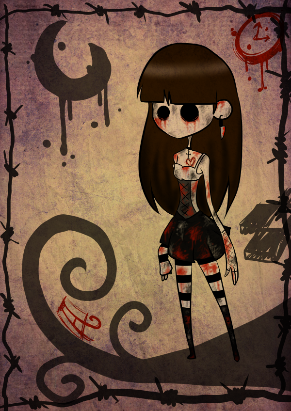 Mi galeria infernal _my_madness__by_alice_madness-d3dr2ce