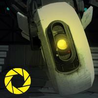 -GLaDOS Animated Icon- by Nega-Lara