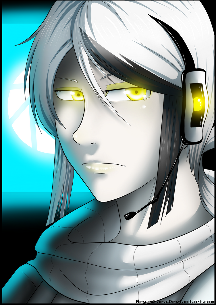 -Her name is GLaDOS- by Nega-Lara