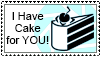 -I have Cake for YOU!- by Nega-Lara
