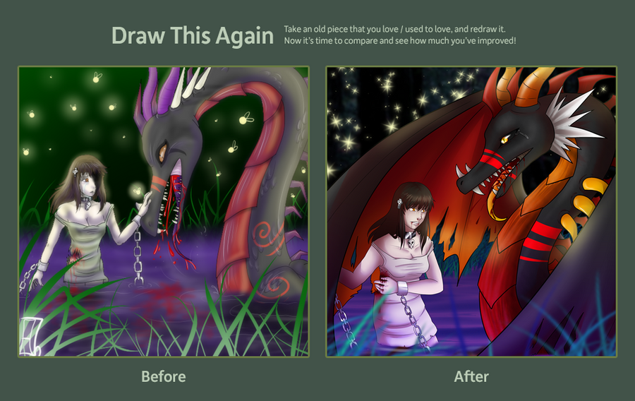 -Draw this again 2012- by Nega-Lara