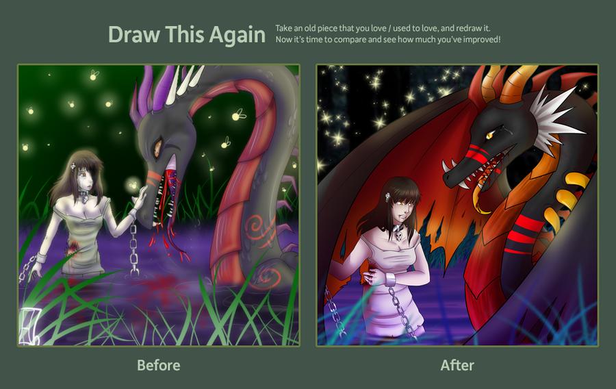 -Draw this again 2012- by Nega-Lara