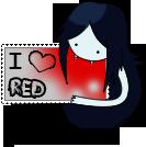 -Stamp: I LOVE Red Old Version-