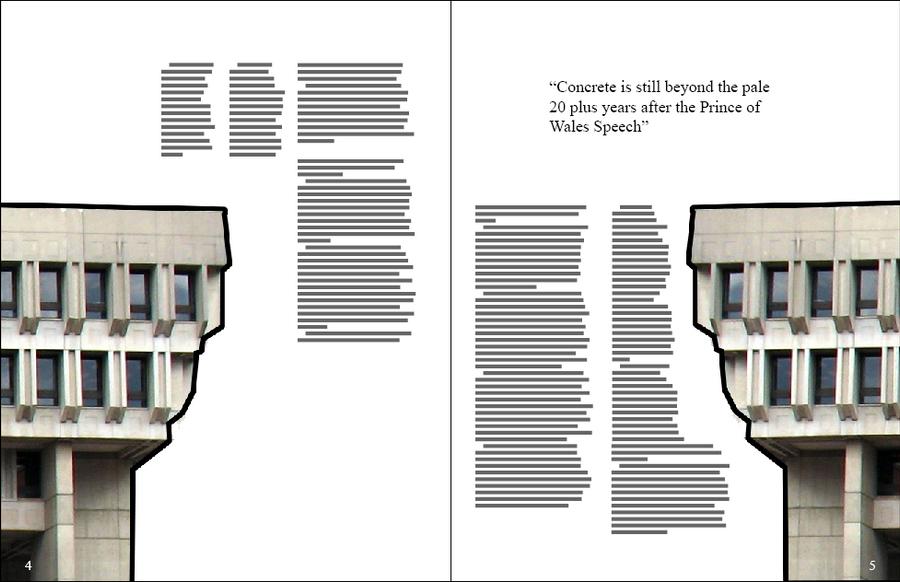 Architect Magazine Layout 2