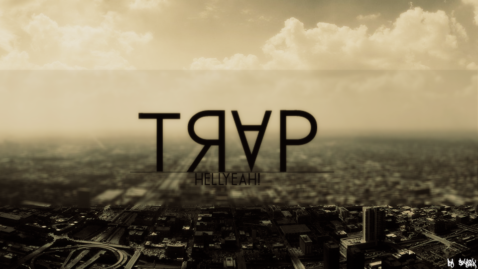 Facebook Cover - Trap : HellYeah! by TheSkyFx