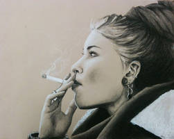 Smoking by Heather-in-the-Glen